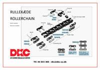 DKC kæde standard EU og ASA
