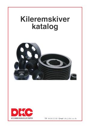 DKC-kileremskiver