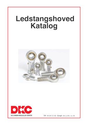 DKC-ledstangshoved